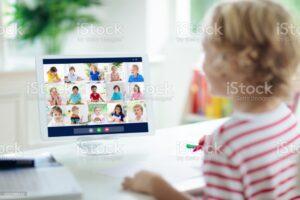 sekolah daring bagi usia dini
