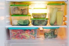 contoh penyimpanan bahan makanan di suhu dingin