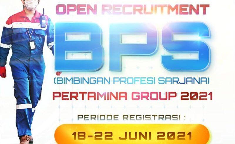 recruitment pertamina freshgraduate