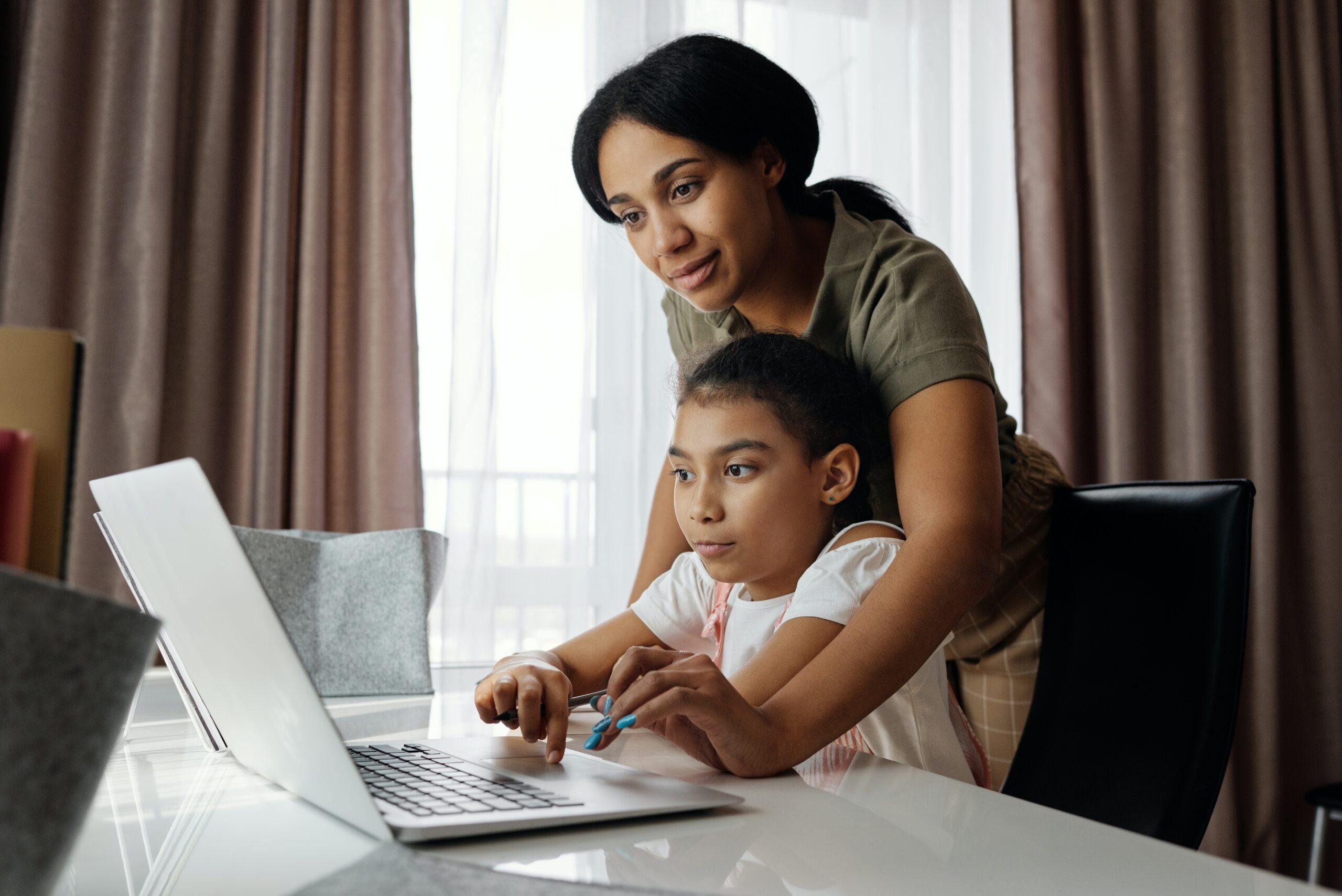 Pertanyaan untuk anak yang sekolah online