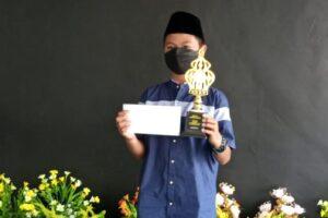 Festival Muharrom 1443 H: Pemenang Lomba Adzan Kategori B Mendapatkan Harapan Besar